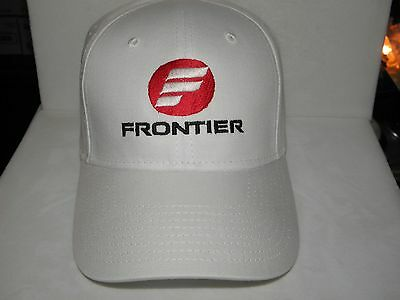 Frontier Airlines Baseball Cap Airplane Pilot Fathers Day / Christmas Gift