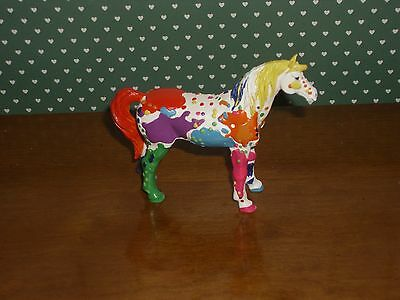 Horse Of A Different Color Mini Figurine-Art Horse-New In Box