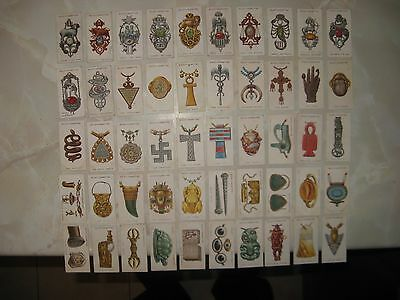 Complete Set Wills Cigarette Cards - Lucky Charms