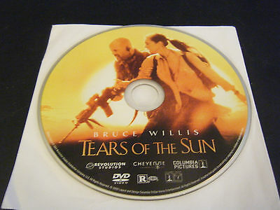 Tears of the Sun (DVD, 2003) - Disc Only!!!!