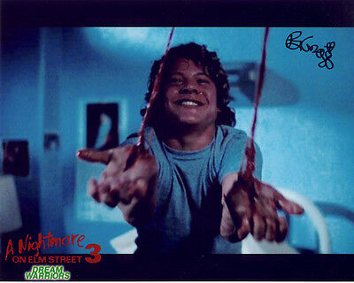 •Sale• A Nightmare On Elm St Bradley Gregg (Phillip) Signed 10x8 Photo