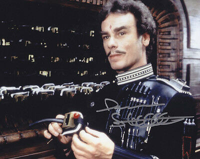 •Sale• Dune Dean Stockwell (Dr. Yueh) Signed 10x8 Photo