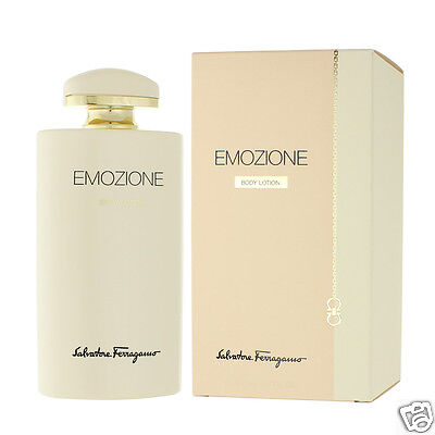 Salvatore Ferragamo Emozione Körperlotion 200 ml (woman)