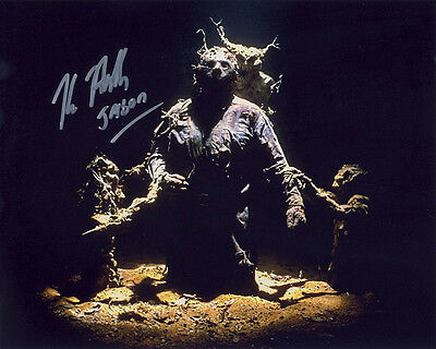 •Sale• Friday The 13th Kane Hodder (Jason Voorhees) Signed 10x8 Photo