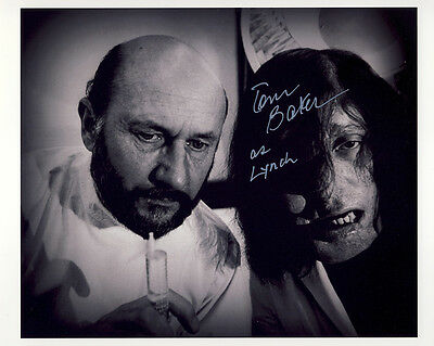 •Sale• The Mutations Tom Baker (Lynch) Signed 10x8 Photo