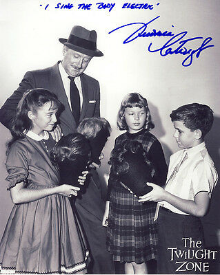 •Sale• The Twilight Zone Veronica Cartwright (Anne) Signed 10x8 Photo
