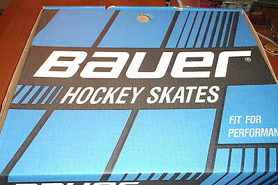 Bauer Charger 29 Hockey Skates Us Adult Size 7 Dd New