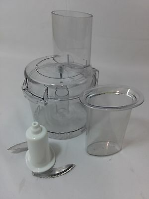 Cuisinart AFP-7 Food Processor Replacement Parts -- Work Bowl Lid Blade & Pusher