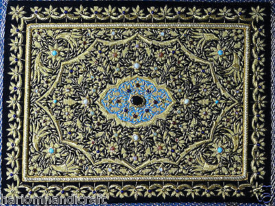 1.5'x2' Wall Hanging Rug Jewelled Carpet Wholesale Price Home decor Gift