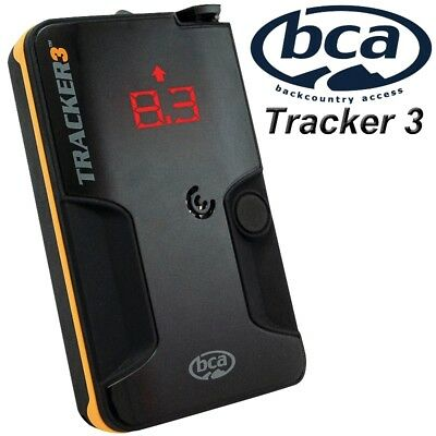 Arctic Cat BCA Tracker 3 Snowmobile Avalanche Beacon Transceiver - 6639-406