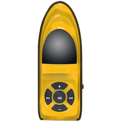 USB Bluetooth Headsets  MP3 Player Support Micro SD TF Card Music Media Yellow