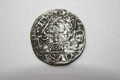 GOOD IRISH HENRY 111 3rd SILVER COIN PENNY 1d