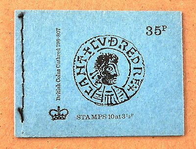 Booklet Autumn1973 Cuthred's Penny No1 Sg Dp1