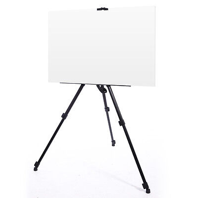 Art Supplies Drawing Board Artist Display Tripod Stand Hold 12kgs w Case