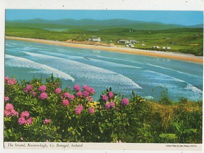 The Strand Rossnowlagh Co Donegal Ireland 1996 Postcard 876a
