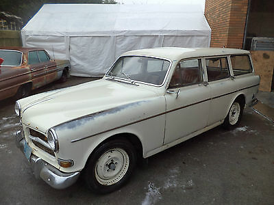 Volvo 122 B18 Amazon Estate(1963) Lhd Exc Rustfree Project! Vegas Desert Find! +