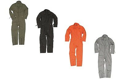 Bw Fliegerkombi Overall Air Force Navy Army Nasa Outdoor Karneval Fasching