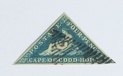 STAMP Cape of Good Hope 4 Four Pence