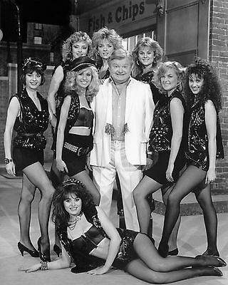 """Benny Hill and his Angels 10"""" x 8"""" Photograph no 1"""