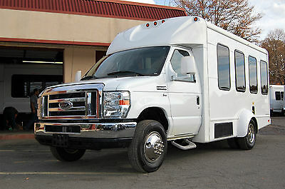 Very Nice 15 Person Including The Driver Mini Bus Cdl Not Required...unit 5616T