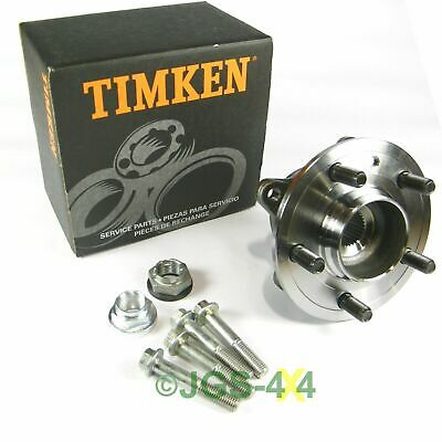 Land Rover Discovery 3 & 4 Front Wheel Bearing Hub Assembly TIMKEN - LR014147