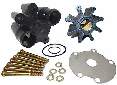 MerCruiser Bravo Water Pump Impeller Kit, Replaces 18-3150, 46-807151A14