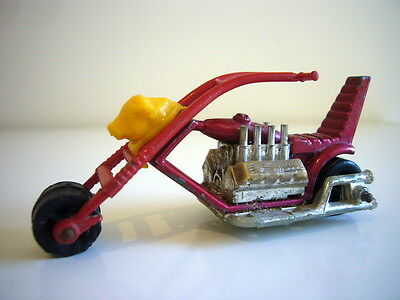 Matchbox Superfast: Chop Suey chopper, very good condition, made in England