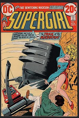 Supergirl #1 VF- 7.5 Off White Pages