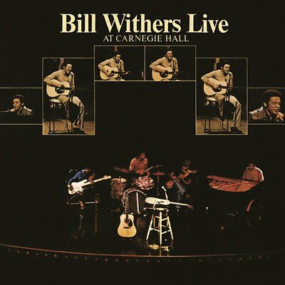 Bill Withers Live At Carnegie Hall Lp Vinyl 33Rpm New