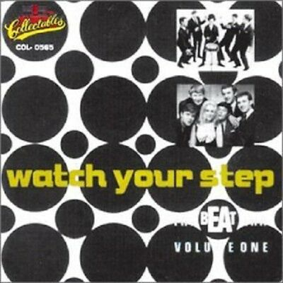 WATCH YOUR STEP: BEAT ERA, VOL 1 - Various Artists New Sealed CD Collectables
