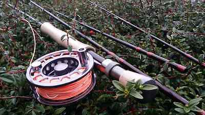 Flextec NEW 2015 Spring Creek 4 piece Trout Fly Rod 10' #6/7 RRP £249