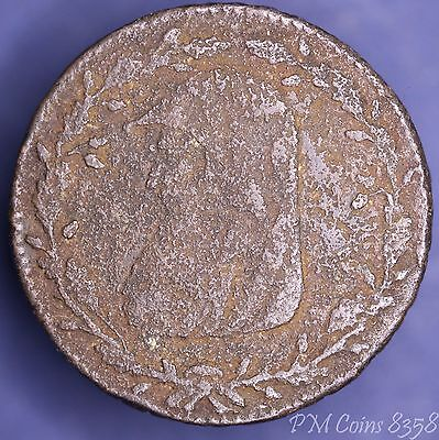 ANGLESEY, WALES PENNY TOKEN 1788,  DRUIDS HEAD filler coin [8358]