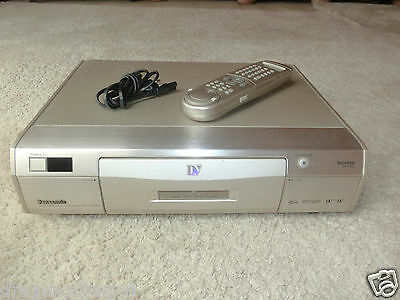 Panasonic NV-DV10000 High-End DV / miniDV Recorder, inkl. FB, 2 Jahre Garantie