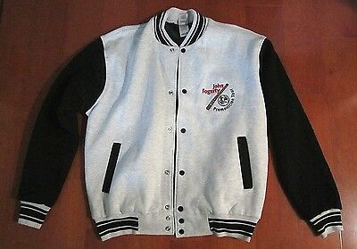 John Fogerty Premonition Tour XL Adult Jacket Coat CCR Creedence Clearwater R