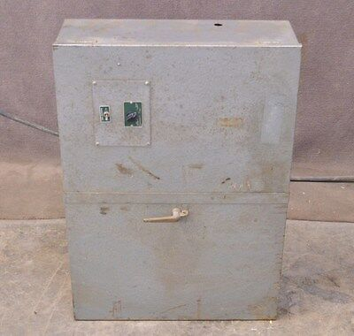 Automatic Switch Company FS127-506 Automatic Transfer Switch 100 Amps