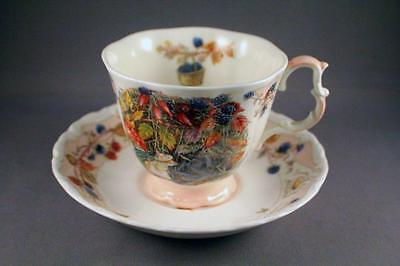 "Very Fine Royal Doulton Brambly Hedge ""autumn"" Jill Barklem Cup And Saucer"