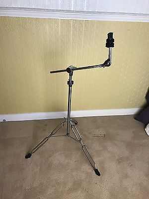 Double Braced Boom Cymbal Stand