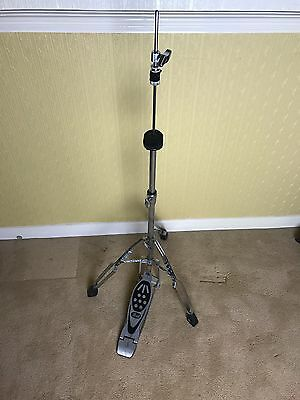 Double Braced Pearl Hi Hat Cymbal Stand With Clutch