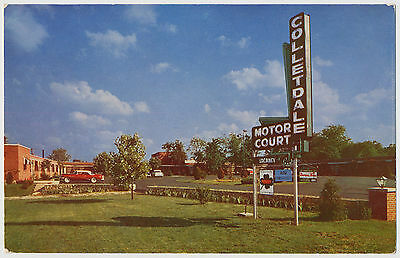 Colletdale Motor Court, US Highway 31W, Bowling Green, Kentucky