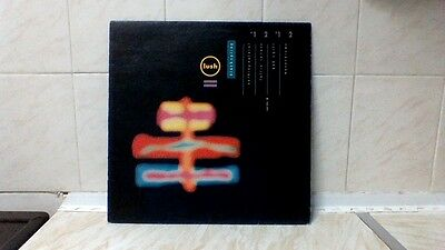 """Lush - Black Spring (12"""" Ep 1991 - 4Ad) 1990's Indie. Sp Only 1P!!!!"""