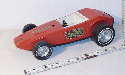 Nylint The Spoiler Hot Rod Car Pressed Steel Toy To Restore