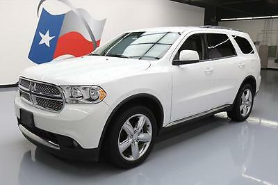 2013 Dodge Durango SXT Sport Utility 4-Door 2013 DODGE DURANGO SXT 7-PASS BLUETOOTH 20'S 54K MILES #683643 Texas Direct Auto