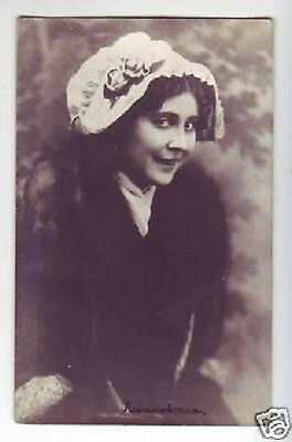 LITKOVSKAYA Russian OPERA  Vintage PHOTO PC