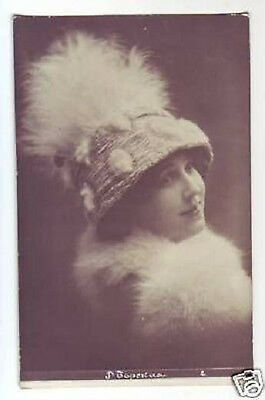 BORSKAYA Russian OPERA  Vintage PHOTO PC