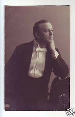 SOBINOV Russian OPERA Singer TENOR Vintage PHOTO PC rr