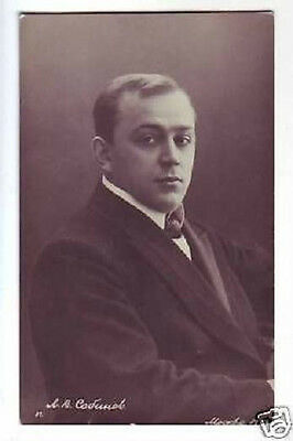 SOBINOV Russian OPERA Singer TENOR Vintage PHOTO PC zz