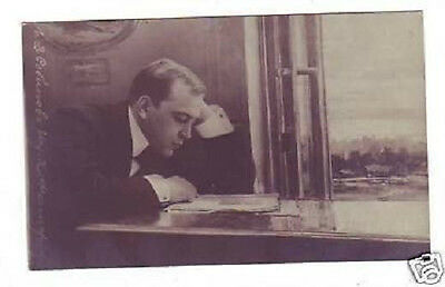 SOBINOV Russian OPERA Singer TENOR Vintage PHOTO PC kk