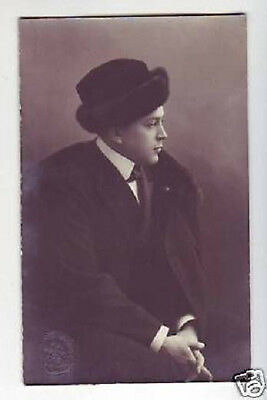 SOBINOV Russian OPERA Singer TENOR Vintage PHOTO PC nn