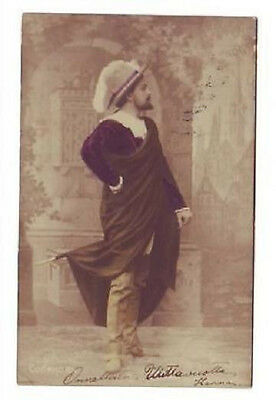 SOBINOV Russian OPERA Singer TENOR Vintage PHOTO PC E.