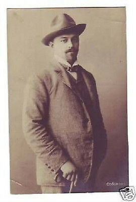 SOBINOV Russian OPERA Singer TENOR Vintage PHOTO PC bj